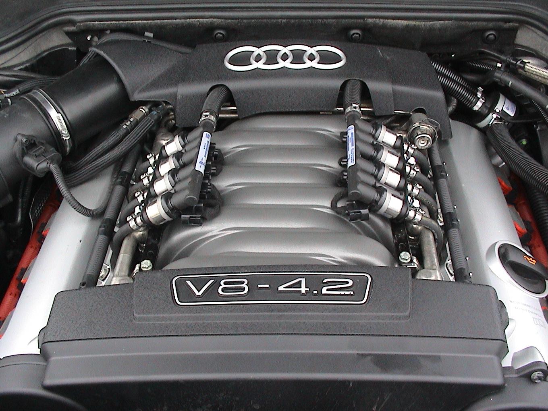 Audi A8 4 2l V8